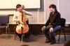 Струнный концерт в исполнении музыкального коллектива «Инесай»