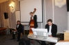 Выступление музыкального коллектива джаз-бэнд «Атриум» на открытии декадника